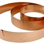 Rings Copper Slugs 35cm / 5cm (x5)